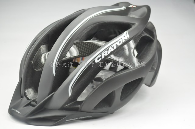 2014 Free shipping CRATONI TERROX mountain bike helmet