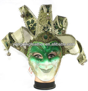 different types of mask for masquerade