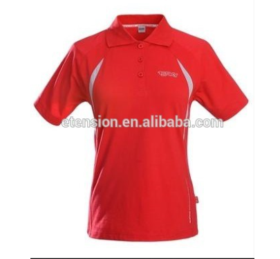2018 sommer neue design stil tennis wear frauen polo t shirt