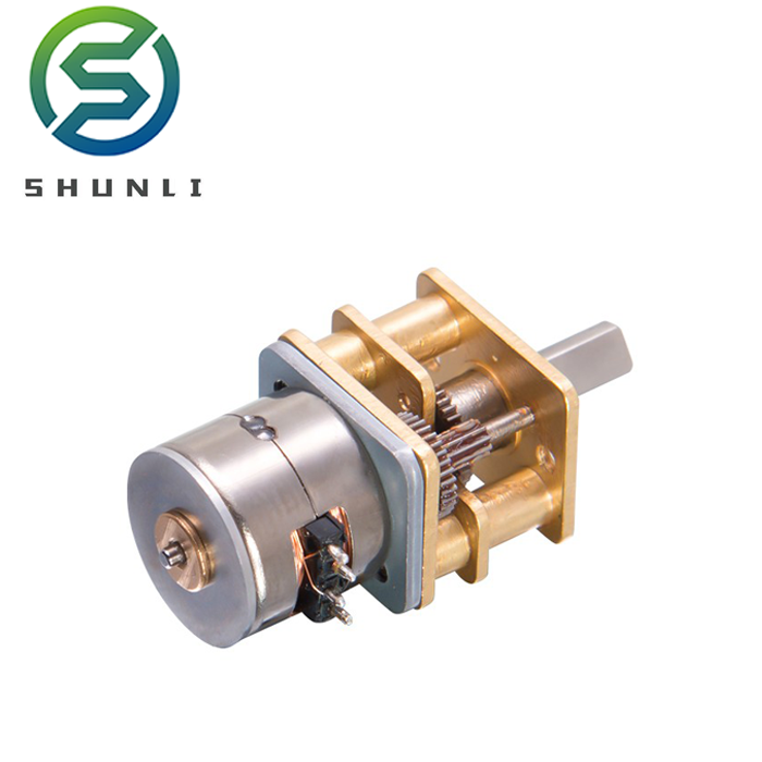 3v 5v 12v mini dc Stepper gear motor for ip camera china manufacturer