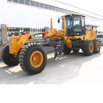 Brand New Earth Moving Equipment 180hp Ground leveling machine for Road Construction GR1653 MOTOR GRADER
