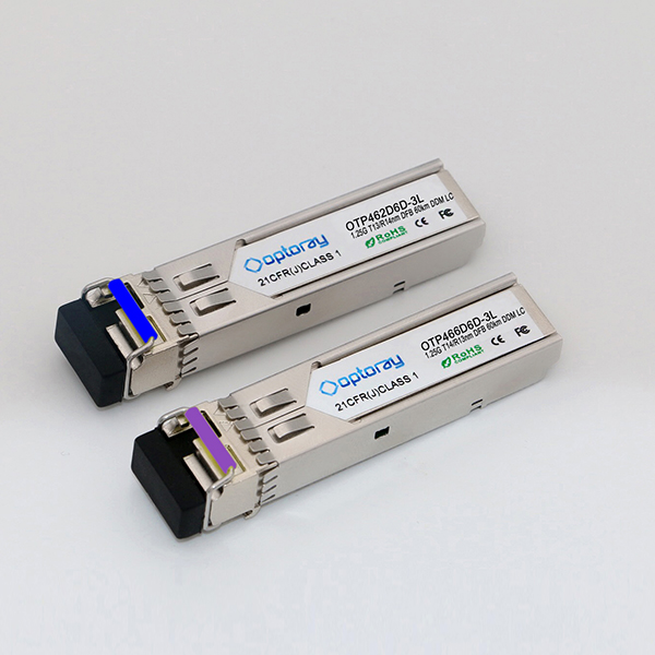 AA1419077-E6 Avaya / Nortel 1000Base-BX, 40km reach, SFP GBIC (mini-GBIC, connector type: LC) - TX-1490nm RX-1310nm Wavelength