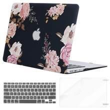Жесткий чехол для ноутбука с мраморным узором для MacBook Air 11 13 дюймов Pro Retina 12 13 15 с сенсорной панелью чехол для mac book Air 13,3(Китай)