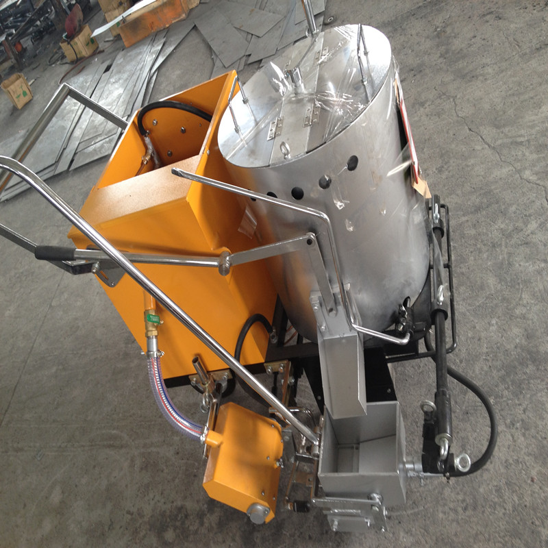 pavement road line paint automatic marking equipment