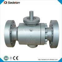 Natural Gas Oil Water Ball Valve Industry Valve