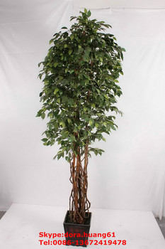 sjh122639 make artificial bonsai trees on sale artificial topiary trees
