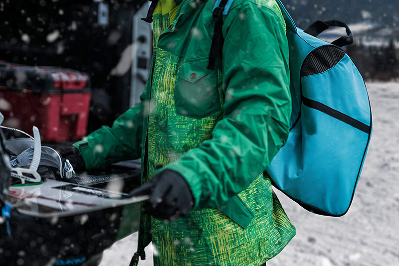 Excellent performance custom ecofriendly ski boot backpack for skiing
