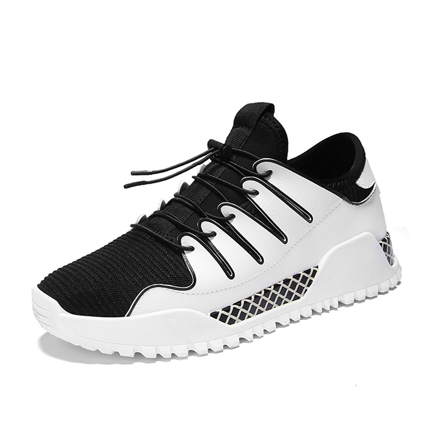 ed97b0ddd7cb5 Get Quotations · MMM Shoes Men s Shoes Spring Fall Comfort Athletic Shoes  Tennis Shoes Lace-up For Athletic