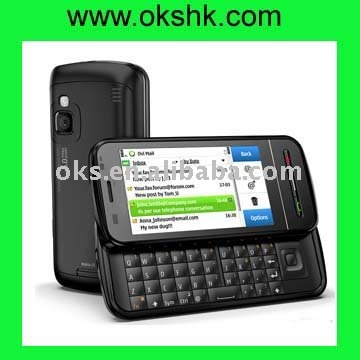 mobile phone C6 GSM cell phoneQuad-band worldwide unlocked