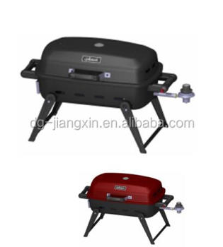 Mini Gas Grill Portable Briefcase BBQ Grills