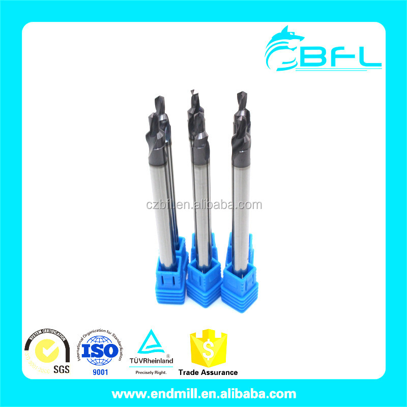 BFL Tungsten Carbide Step Twist Drill Bit Manufacture