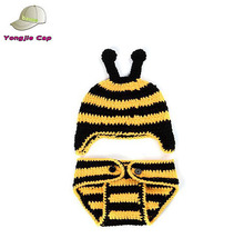 Latest Infant Hot sale Custom High quality new fashion beanie Toddler beautiful crochet knit caps