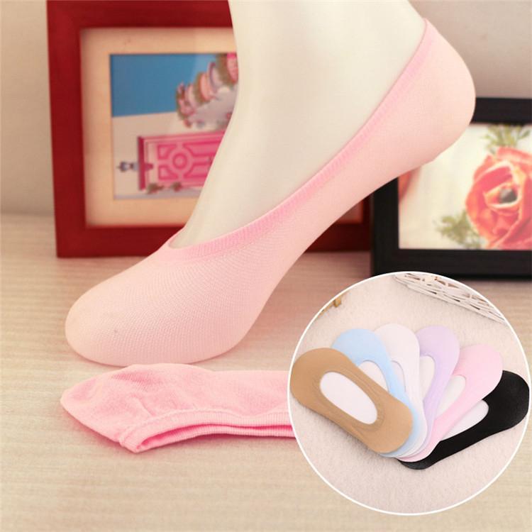 Женщины бездельник носки 1 Pairt мода свободного покроя хлопчатобумажные носки классический женский краткое невидимый тапочки мелкая рот нет показать носок