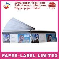 All kinds of ticket printing for board pass,entrance,shipping,etc