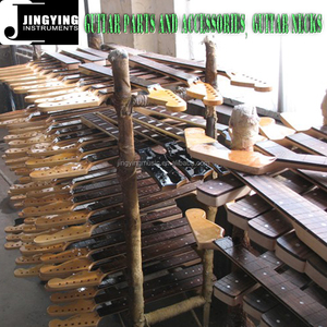 Wholesale High Quality Factory Direct Sale Guitar Parts and Accessories, Guitar Necks