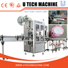 Automatic bottle steam shrink sleeve lableing machine