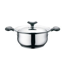 stainless steel enamel cookware