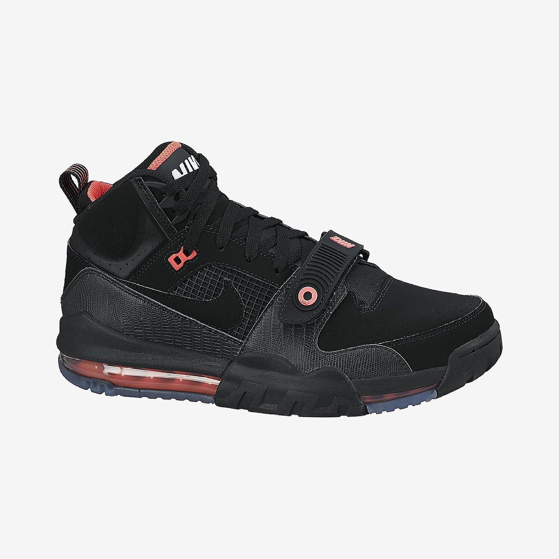 cheaper bb650 dcd7c Get Quotations · Nike Air Max Bo Jax Men s Black Hyper Punch 654478-002