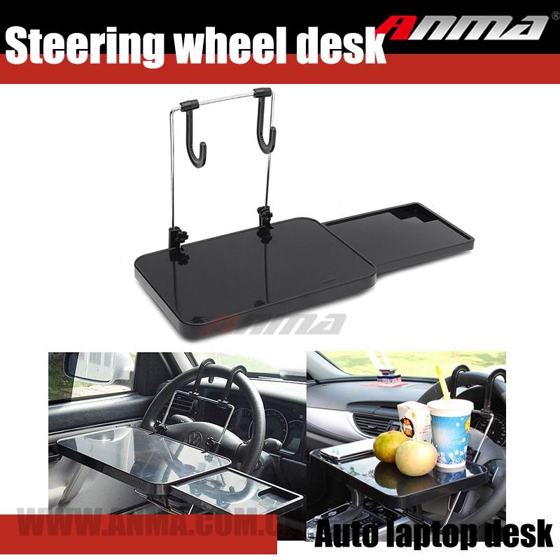 Faithful Car Laptop Stand Notebook Desk Steering Wheel Tray Table Food/drink Holder Car Mounts & Holder