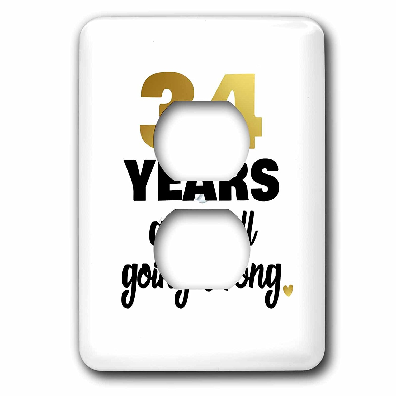 ... 3drose janna salak designs anniversary 34 year anniversary still going strong 34th wedding anniversary gift ...