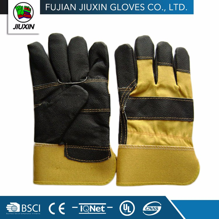 Factory Wholesale Customized Made High Quality Non Slip Driving Leather Glove