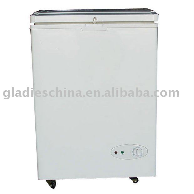 100L Single Top Open Door Chest Freezer CE