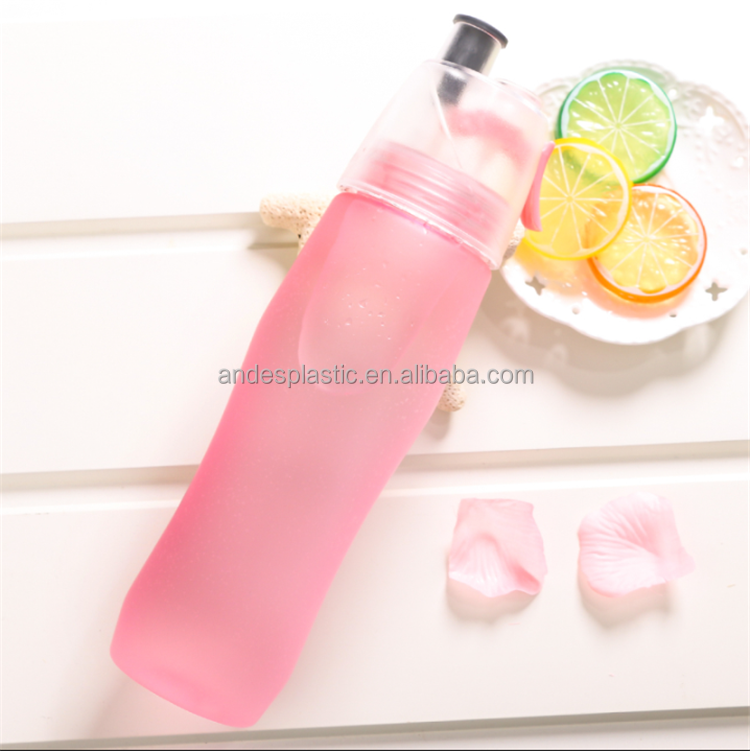 Widely Used Durable Cheap Travel 700Ml Pet Spray Plastic Bottle
