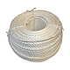 3 Strands White Nylon Marine Mooring Twisted Rope