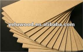 E1 HDF commercial plywood 4mm