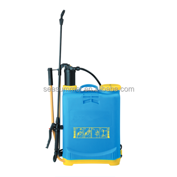 Factory Supplier Garden Knapsack Sprayer/16L Hand Sprayer/Manual Pressure Sprayer OS-16B/16F