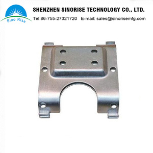 Alibaba China Suppliers OEM Sheet Metal Parts SS Laser Welding Metal Bracket ATM Machine Parts
