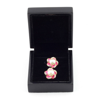Popular New Design Wholesale Two Sets Gentleman Cufflink Gift Box