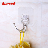 Wholesale New arrival stainless steel coat wall hook for bathroom