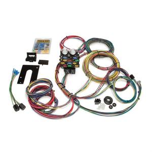 auto wiring harness 8/12/14 muscle car modification / 21 circuit wiring harness