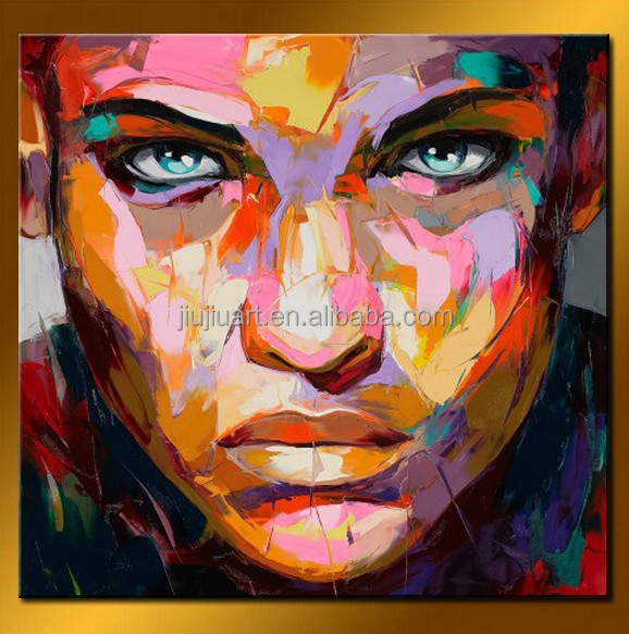 Pop Art Paintings On Canvas For Hotel Wall For Home Portrait Oil Painting Buy Pop Art Oil Painting Paintings On Canvas For Hotel Wall Home Portrait
