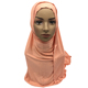 2017 hot design saudi arab muslim women scarf hijab