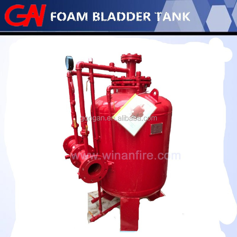 HIGH QUALITY Fire Foam bladder Tank For Fire Fighting System
