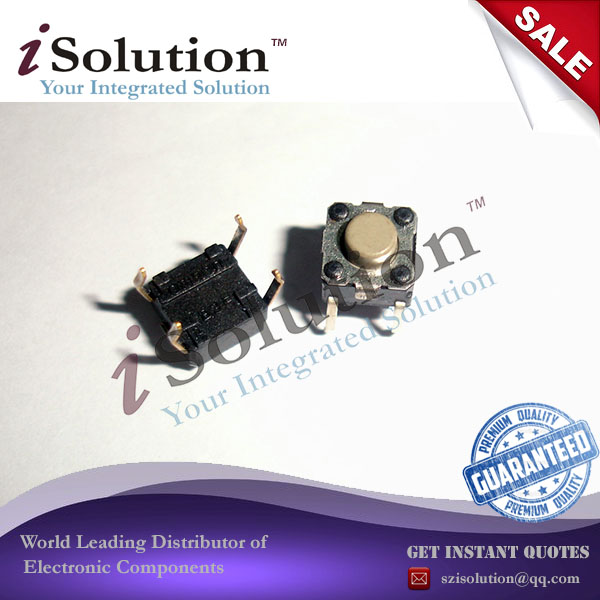 (New and original) B3F-1022 SWITCH TACTILE SPST-NO 0.05A 24V 6*6*5