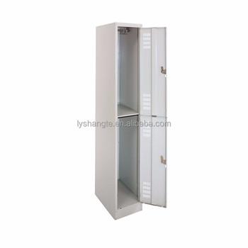Practical Single Door Steel Armoire Wardrobe