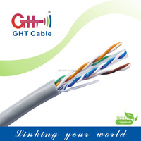 Good conduction performance UTP Cat6 Indoor Lan Cable