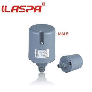 LLASPA socket automatic plastic electronic pressure control for water pump MC-3