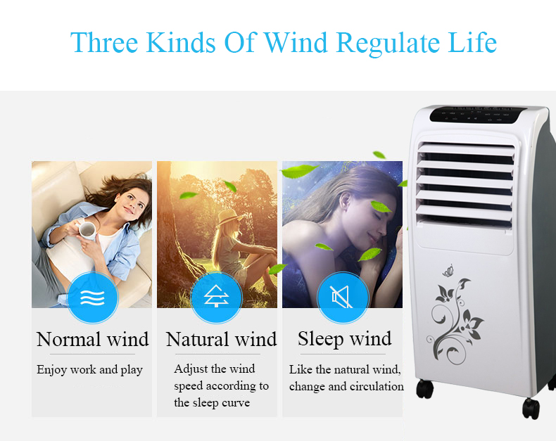 evaporative indoor electric water price of mobile mini portable air conditioner home