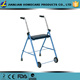 Health Rollator Rolling Medical Walker with Storage and Soft Seat JL9141