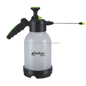 High quality 2L handheld Pressure plastic sprayer bottle for Garden and household