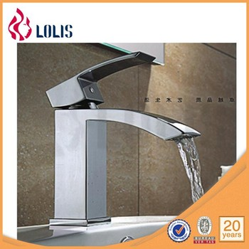 (B0001-F) Waterfall Basin Taps