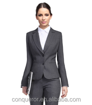 Grey Suits For Women