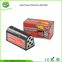 Factory price rat killer products high voltage electronic rodent killer