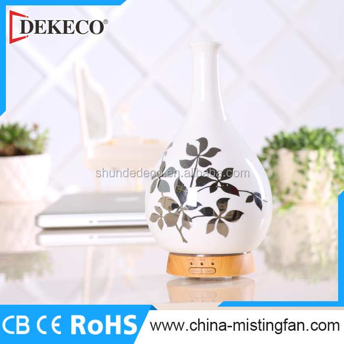 Professional factory 10W 100ml difuser aroma ultrasonic oil diffuser