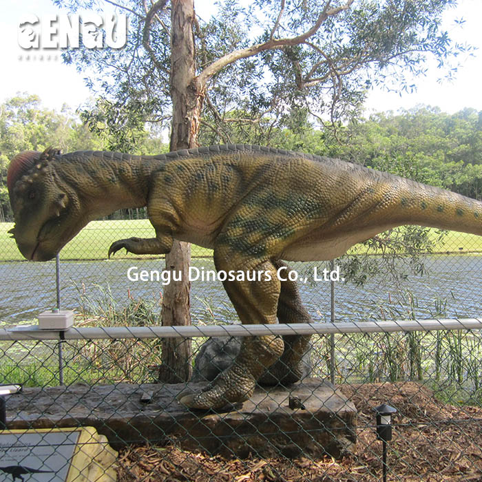 outdoor playground equipment mechanical dinosaur exporters