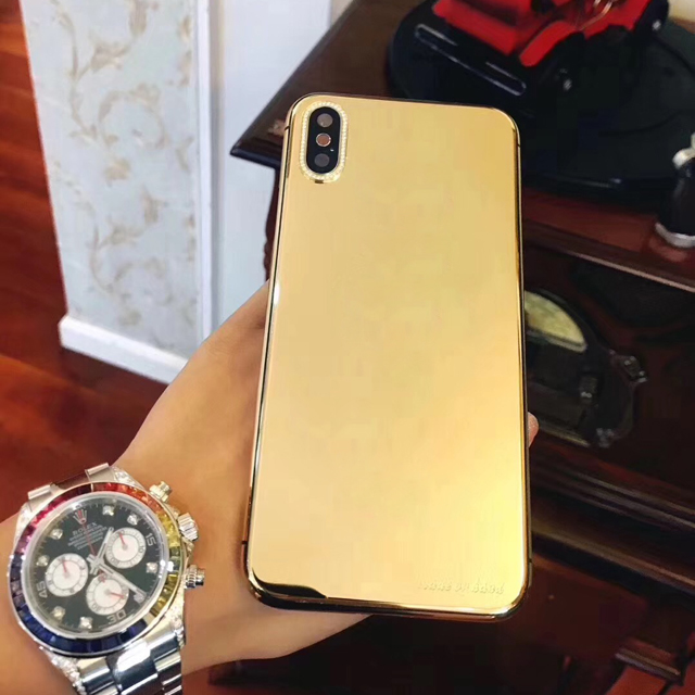 Accept customized replacement housing for iPhone XS MAX